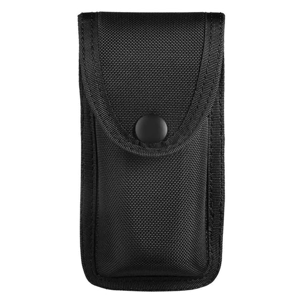 Uncle Mike's Sentinel Molded Nylon OC/Mace Pouch, Black, Small