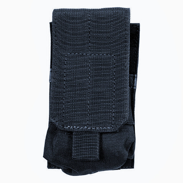 US Armor Single Mag Pouch, Fits Glock 45, P226, Colt 45, Double Stacked Mags