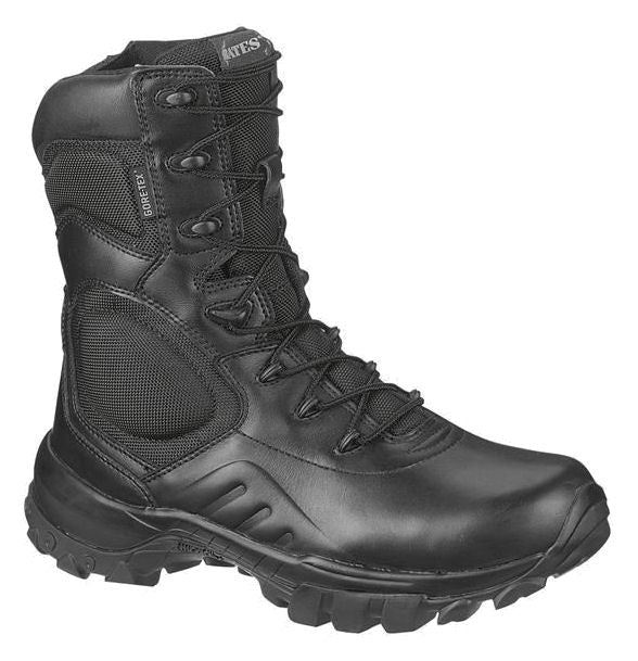 Bates Delta-9 Gore-Tex Side Zip Black Boots