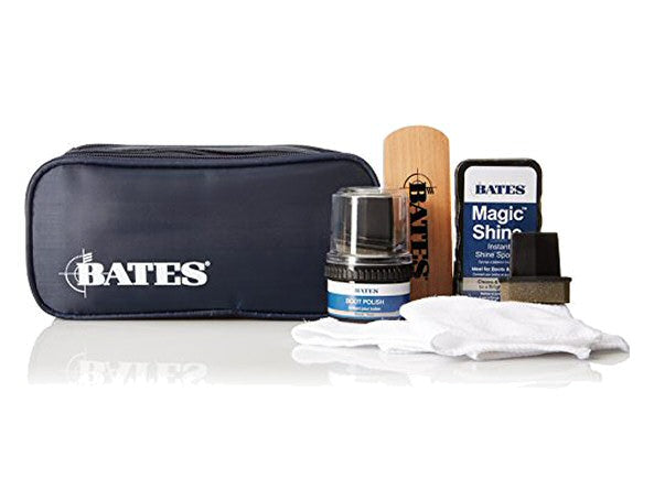 Bates Boot and Shoe Care Kit