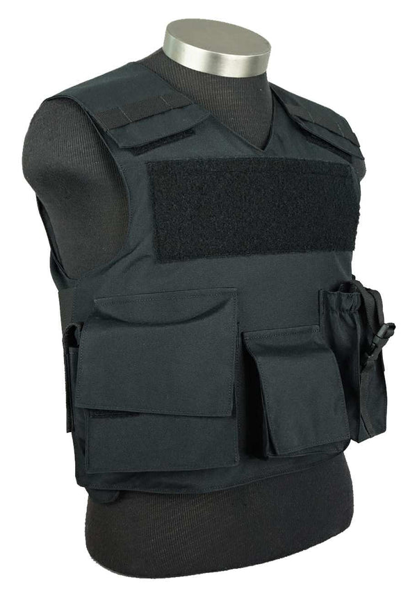 BAO Tactical Patrol Fixed Pocket Carrier - front quarter view