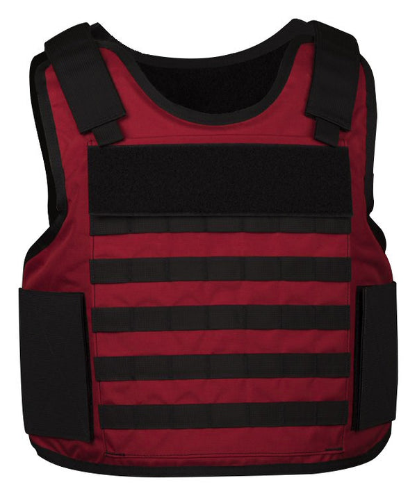 BAO Tactical's Firefighter IIIA body armor - front