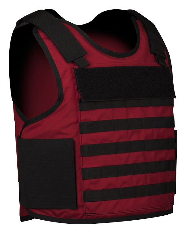 BAO Tactical's Firefighter IIIA body armor - front quarter