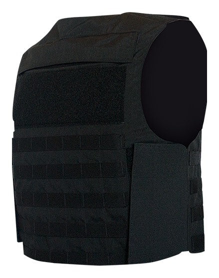 BAO Tactical Patrol MOLLE Carrier - rear quarter view