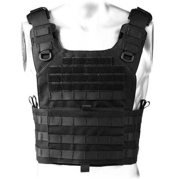 BAO Tactical Dynamic Molle Plate Carrier, 10x12