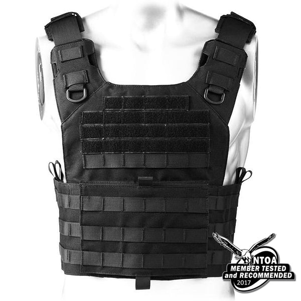 BAO Tactical Dynamic Level IIIA 10x12 Vest, Black