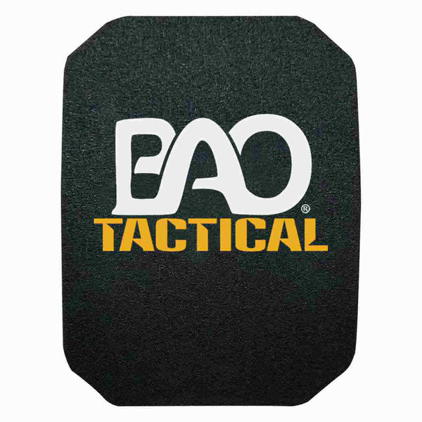 BAO Tactical Level IIIA P110 Threat Plate