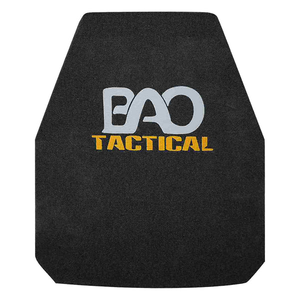 BAO Tactical Level IIIA P210 Threat Plate