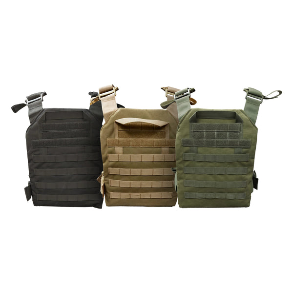BAO Tactical Standard Level IIIA 10x12 Vest w/ Molle