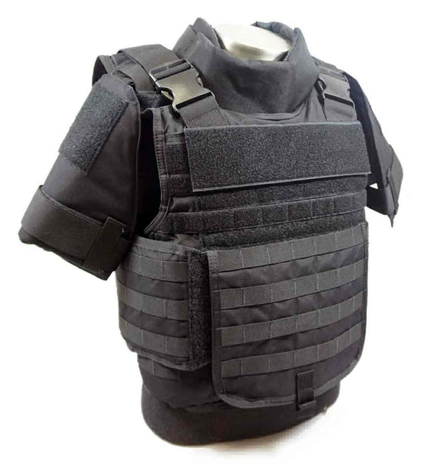 BAO Tactical Arbiter Base Vest with IIIA - right front view