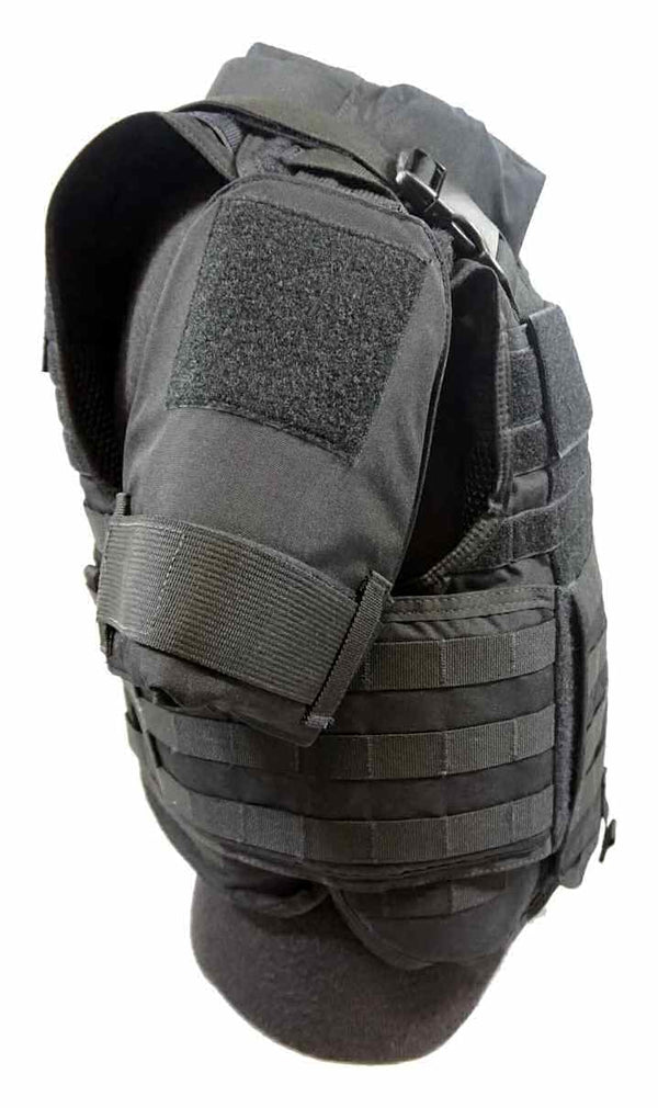 BAO Tactical Arbiter Base Vest with IIIA - right view