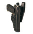 Blackhawk Level 2 Duty SERPA Holster - Matte Finish 44H0 for Glock 20/21 and S&W MP - Right Handed