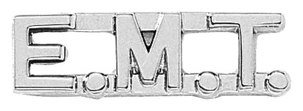 Blackinton E.M.T. Letter combination from Body Armor Outlet - silver