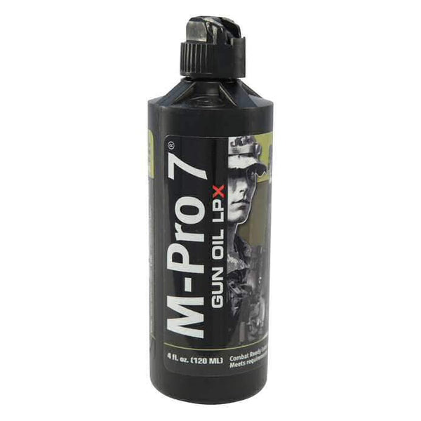 M-Pro 7 LPX Gun Oil, 4 oz. Bottle