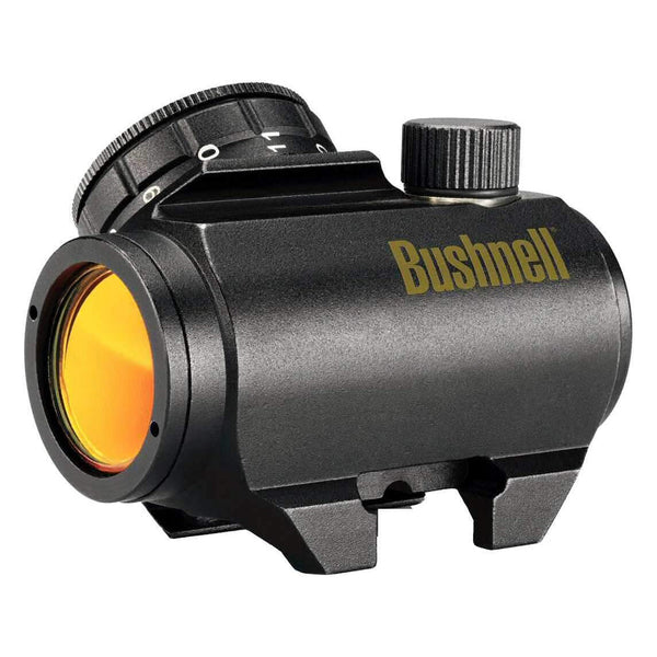 Bushnell Trophy 1x25 Red Dot Riflescope, Black