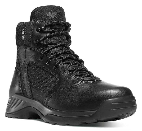 "Danner Kinetic Side-Zip 6"" Black GTX"