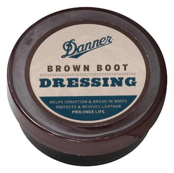 Boot Dressing Brown   EA D