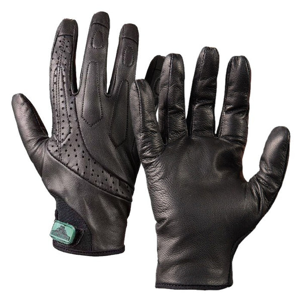 TurtleSkin Delta Gloves - main image, front and palm
