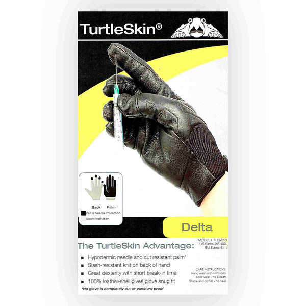 TurtleSkin Delta packaging