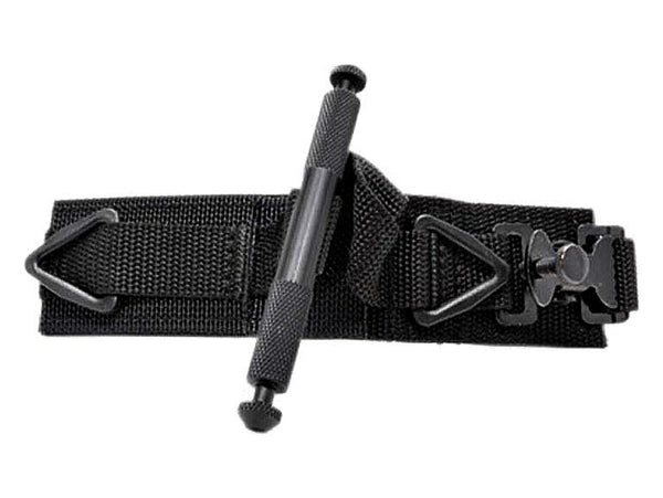 Eleven 10 SOFTT Tourniquet (Tactical Medical Solutions), Black