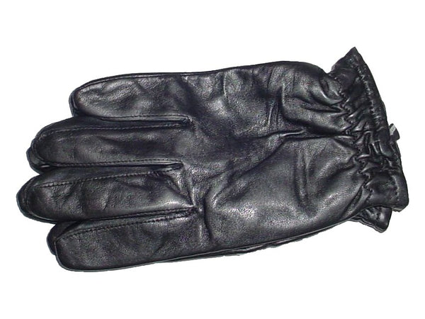 GFP Slash Resistant Cowhide Gloves - pair stacked