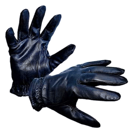 GFP Slash Resistant Cowhide Gloves - main image