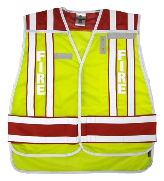 ML Kishigo 400 PSV Pro Series Fire Vest