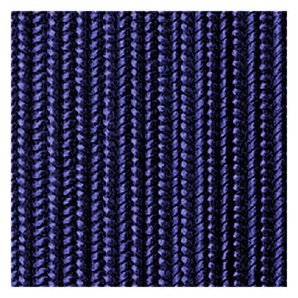 ELC Industries Plain Flat Nylon Rice Braid, Royal Purple, 72 yds X 1 inch