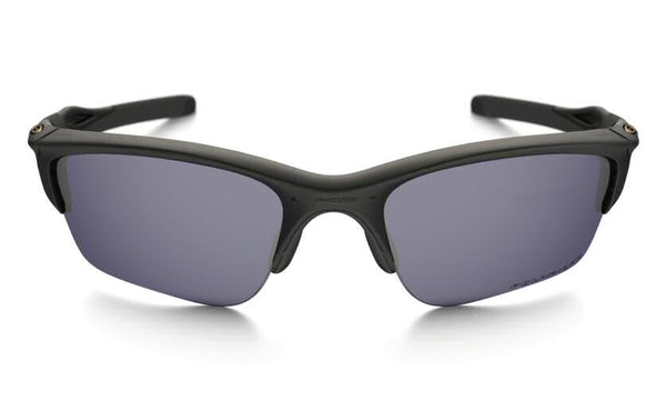 Oakley SI Half Jacket 2.0 XL, Matte Black w/ Grey Lenses