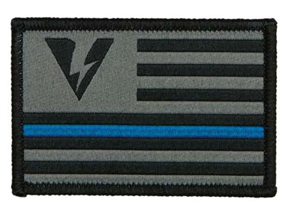 Oakley - SI Thin Blue Line Patch, Black