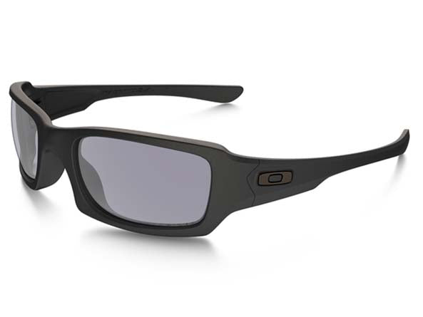 Matte Black w/ Grey Polarized - 45