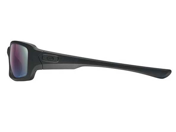 Matte Black w/ Prizm Maritime Polarized - Side