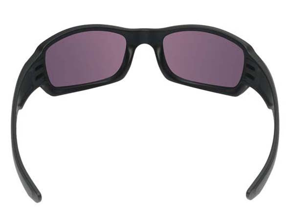 Matte Black w/ Prizm Maritime Polarized - Rear