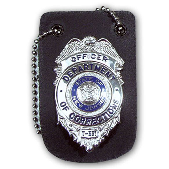 Perfect Fit Universal Neck Badge Holder with 30in Chain