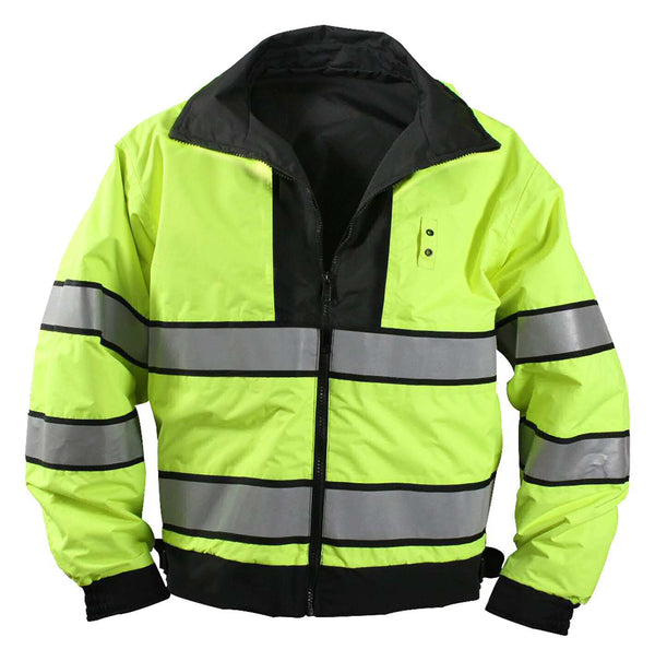 Rothco Reversible Hi-visibility Forced Entry Uniform Jacket