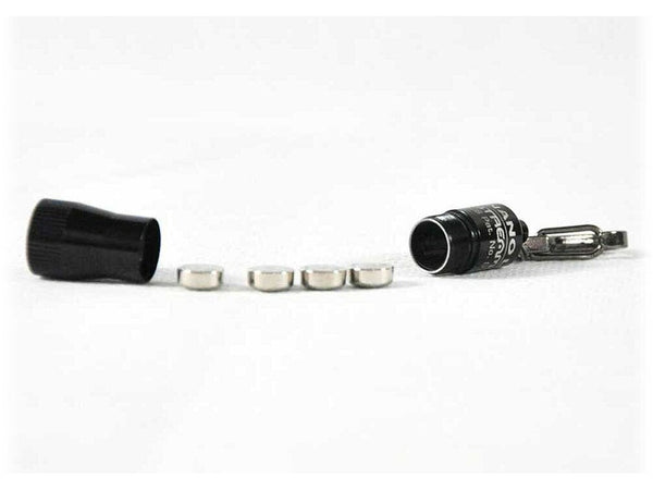 Streamlight Nano Light Flashlight - disassembled 2