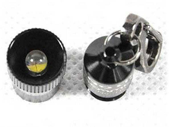 Streamlight Nano Light Flashlight - disassembled 3