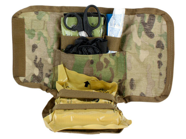 TacMed Adaptive First Aid Kit - open view