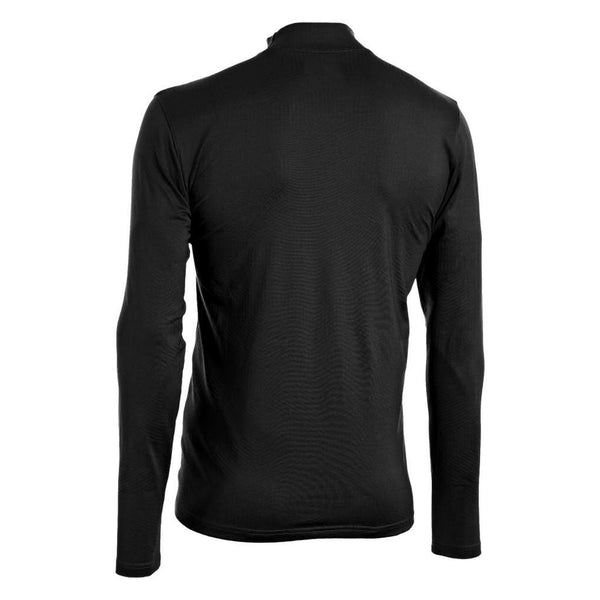 UA ColdGear Infrared Tactical Fitted Mock, Men's Black, Small