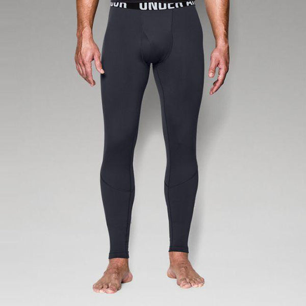 UA Coldgear Infrared Black Tactical Fitted Leggings