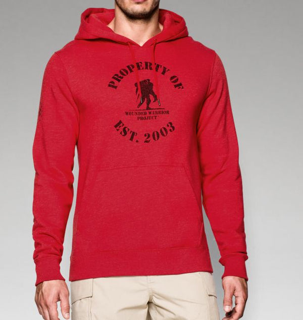 UA Men's WWP Property Fleece Hoodie