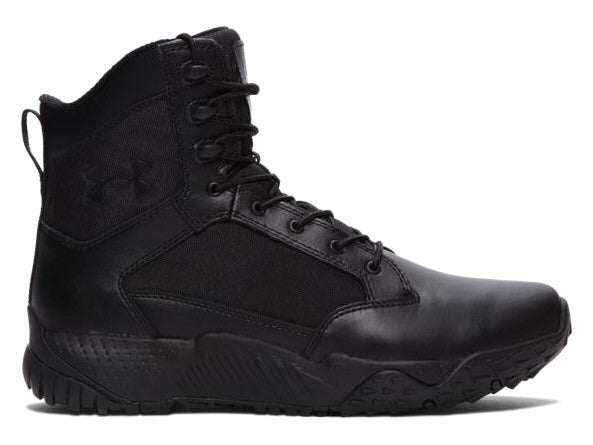 "UA Men's Stellar Tactical 8"" Boots, Black"