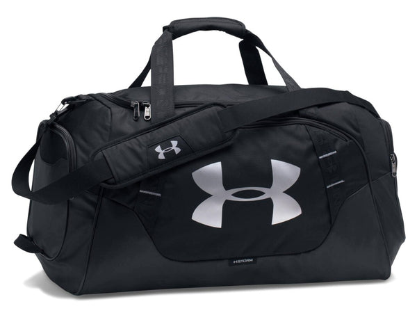 UA Undeniable Duffle 3.0, Medium, Black