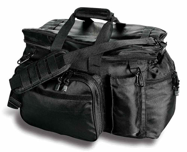 Uncle Mike's Side-Armor Patrol Black Bag