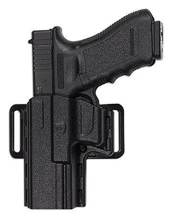 Uncle Mike's Reflex Open Top Holster - Size 09, Left Hand - alt view