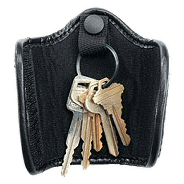 Uncle Mike's Silent Key Ring Holder, Kodra Black