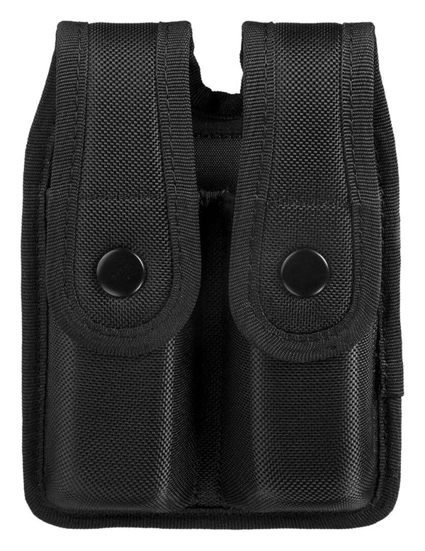 Uncle Mike's Sentinel Molded Nylon Double Magazine Pouch - main image