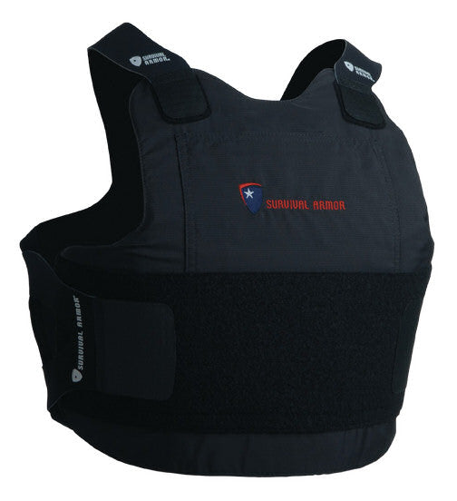 Survival Armor Paladin II Ballistic, 2 Vertex Carriers with 5x8 Insert Combo
