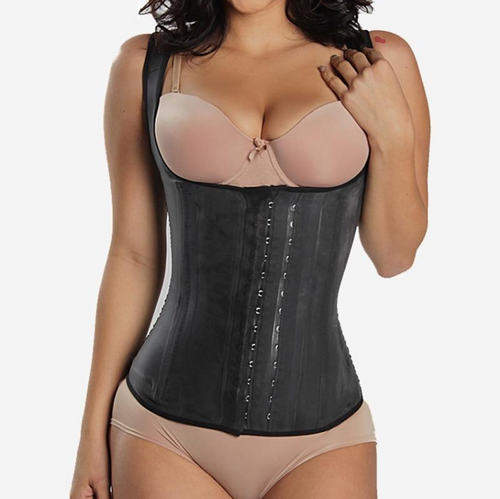 Waist Trainer Corset with Girdle Belt