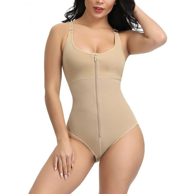 Seamless Underwear Waist Trainer and Body Slimming Shapewear